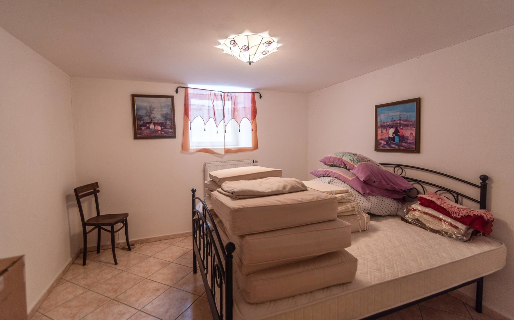 Modern villa near Stresa centre - guest room
