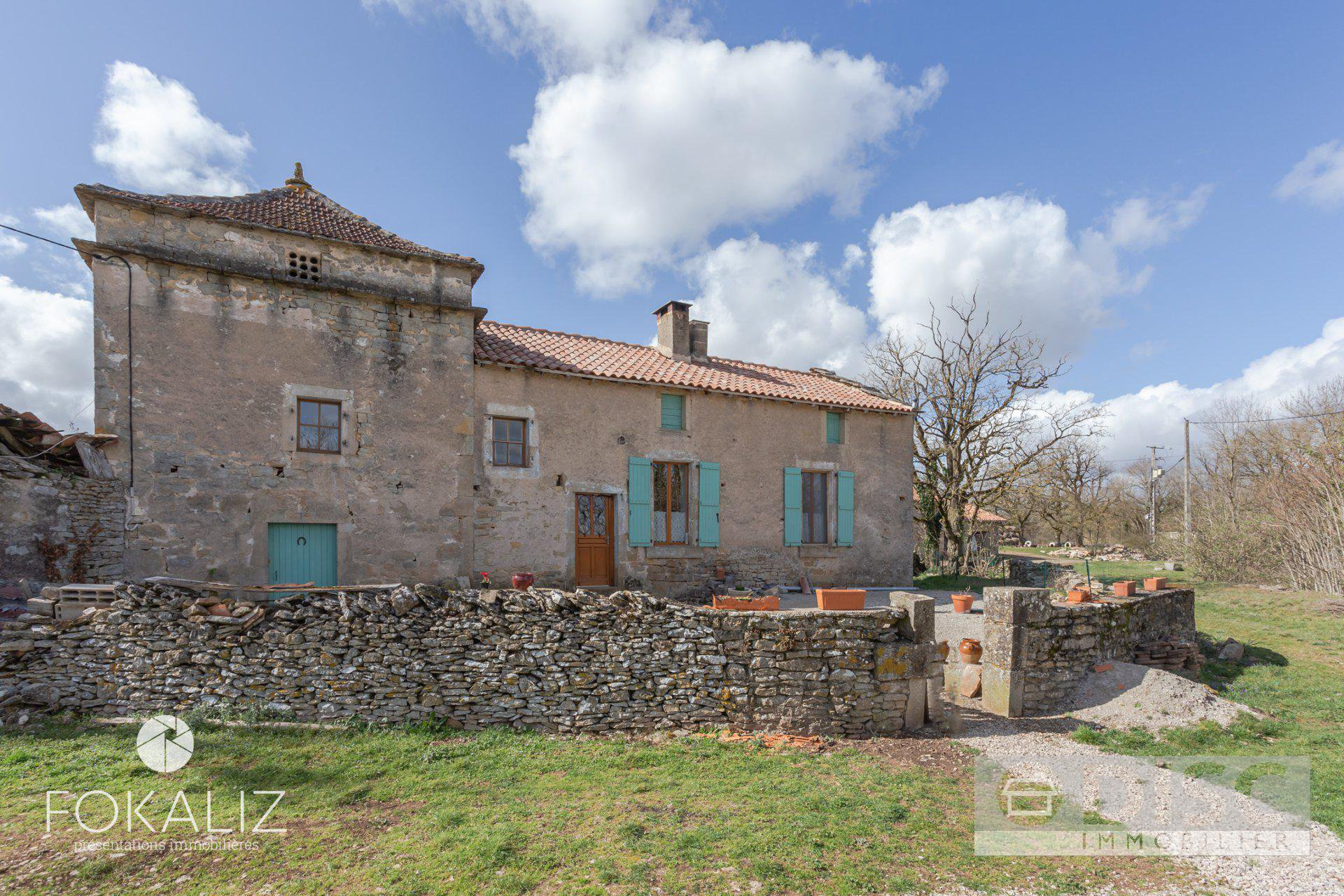 Sale House - Caylus