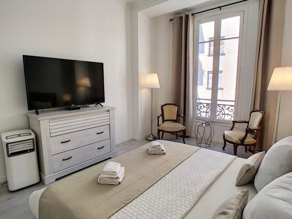 Nice - Gambetta - Beautiful apartment on the top floor