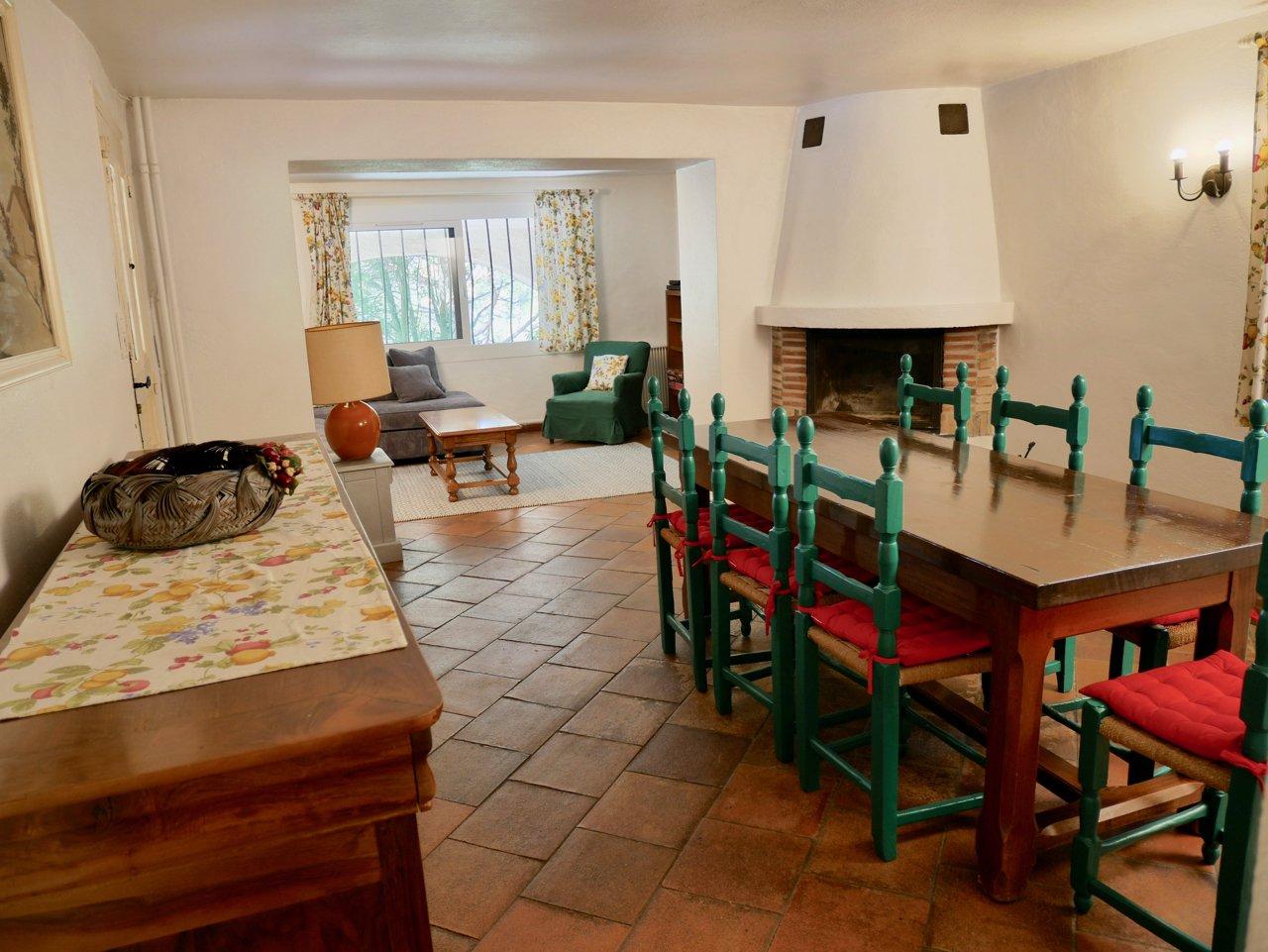Rental House - Grasse Plascassier