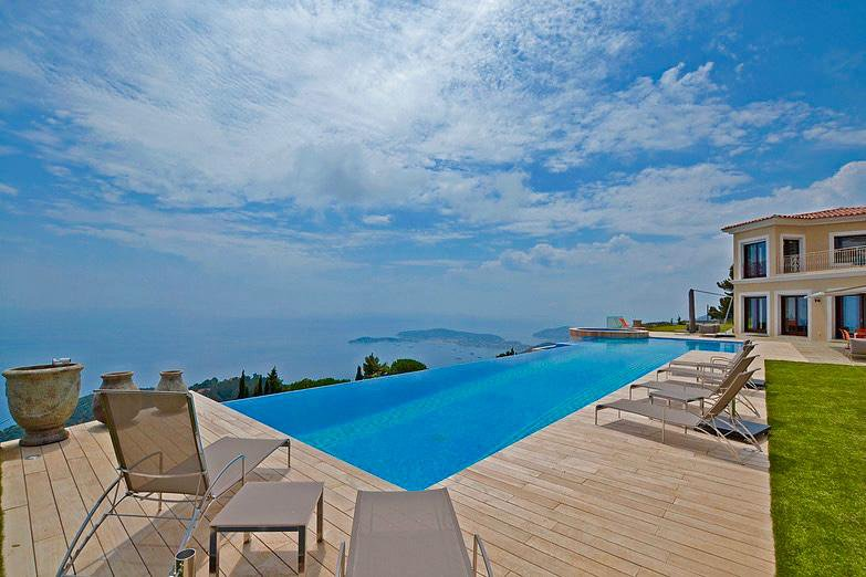 Villa for seasonal rent - Eze