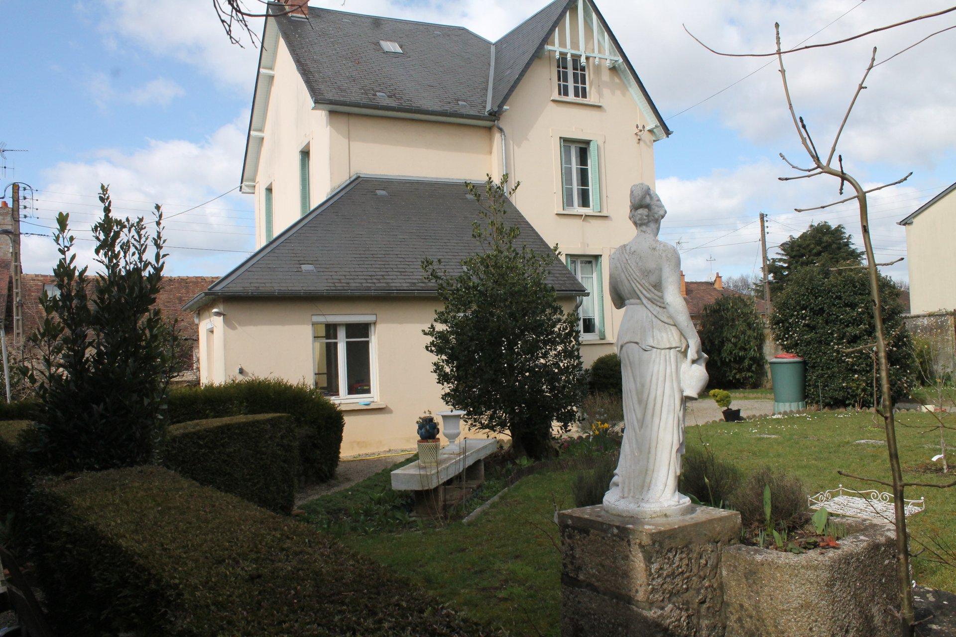 Maison sur Alençon