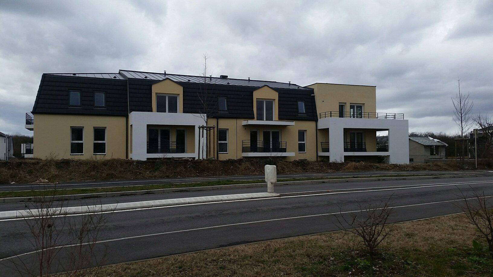 Villa églantine - st louis la chaussée F2