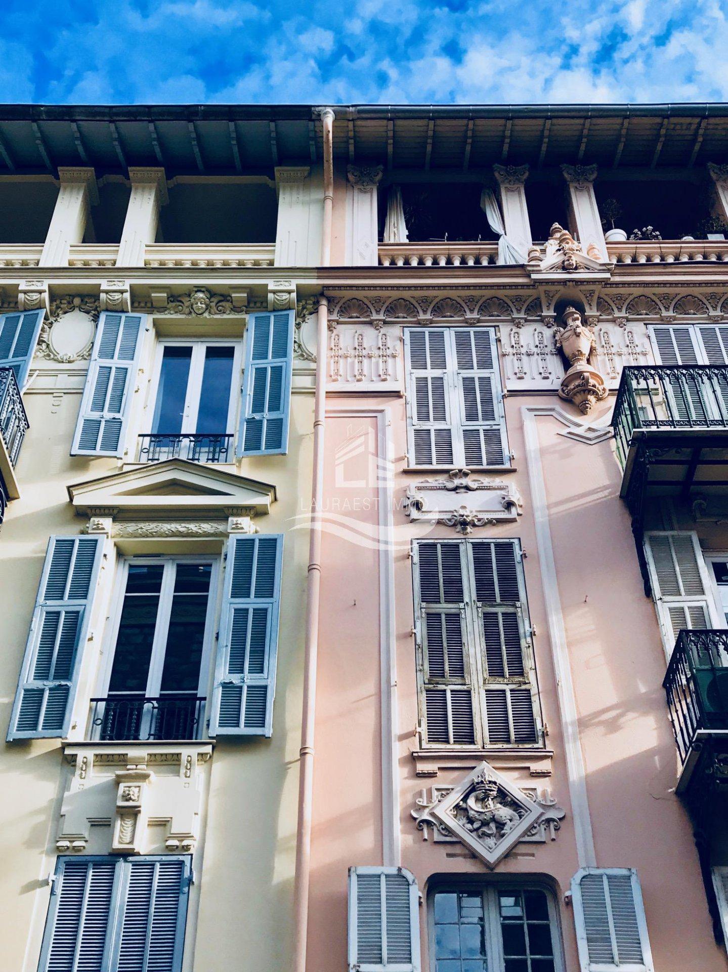 Аренда Апартаменты - Ницца (Nice) Carré d'or
