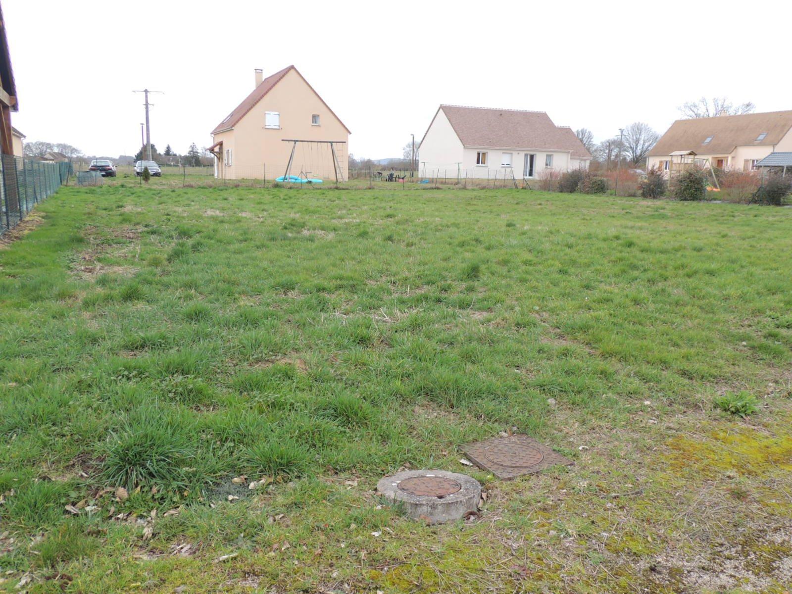 Terrain constructible viabilisé à 10 minutes de Alençon
