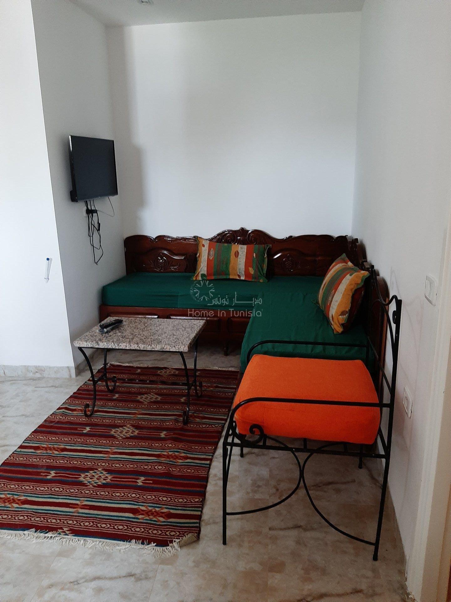 Location Appartement - Hammamet Centre - Tunisie