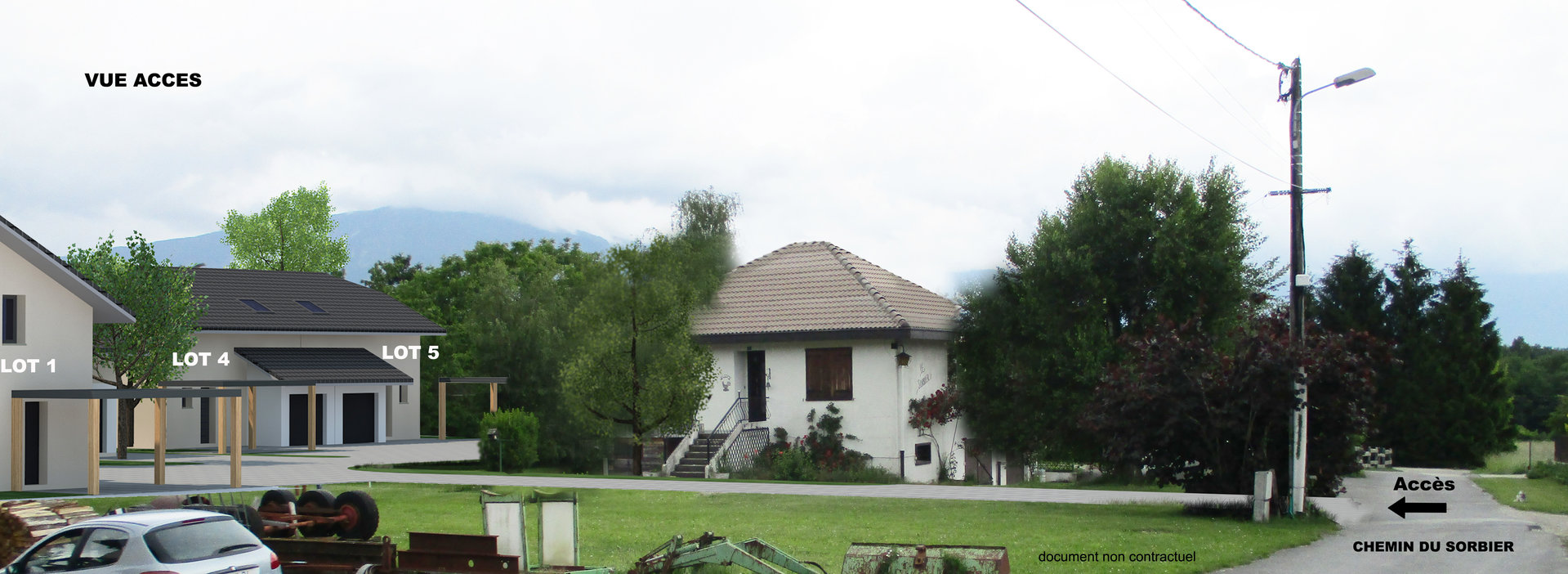 Sale House - Valleiry