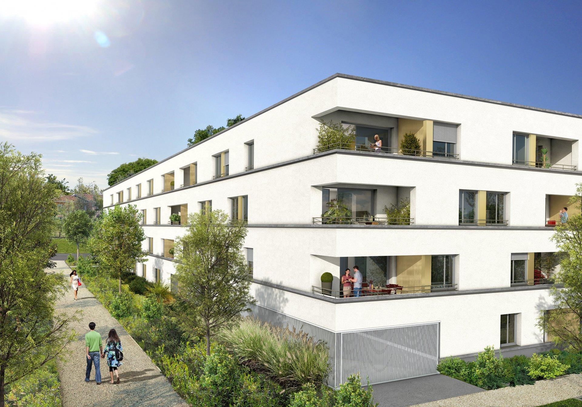 Programme Immeuble - Toulouse