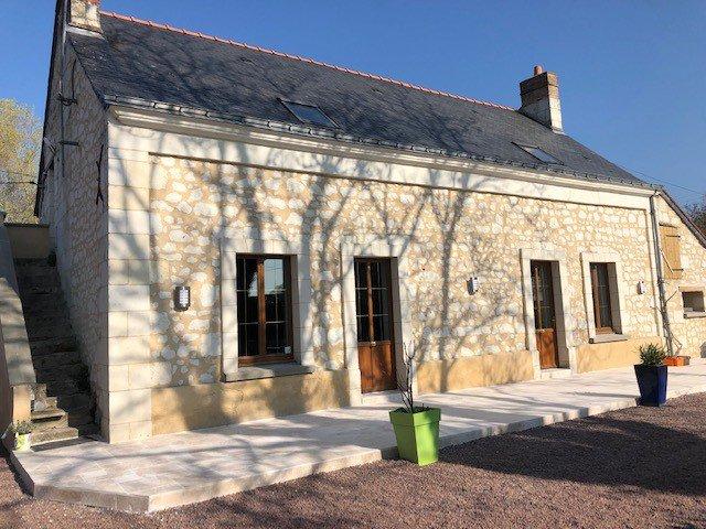 Maison restaurée - Parcay les Pins