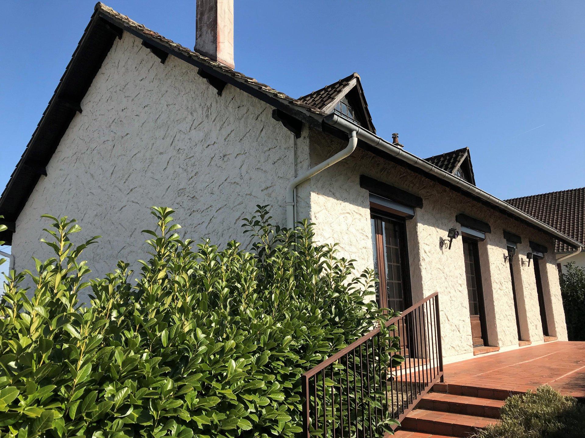 Maison élevée sur sous-sol - SALBRIS SOLOGNE