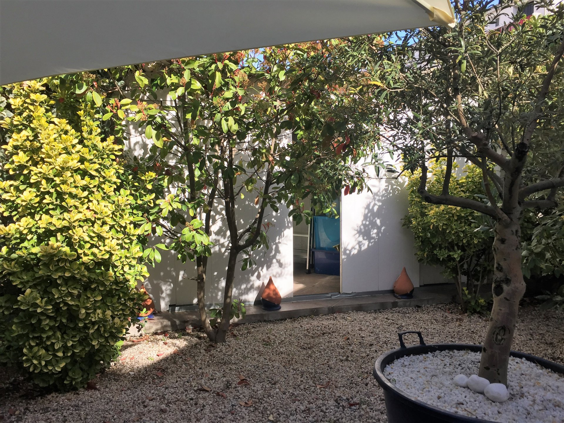 Maison ancienne avec jardin et jacuzzi à Port la Nouvelle