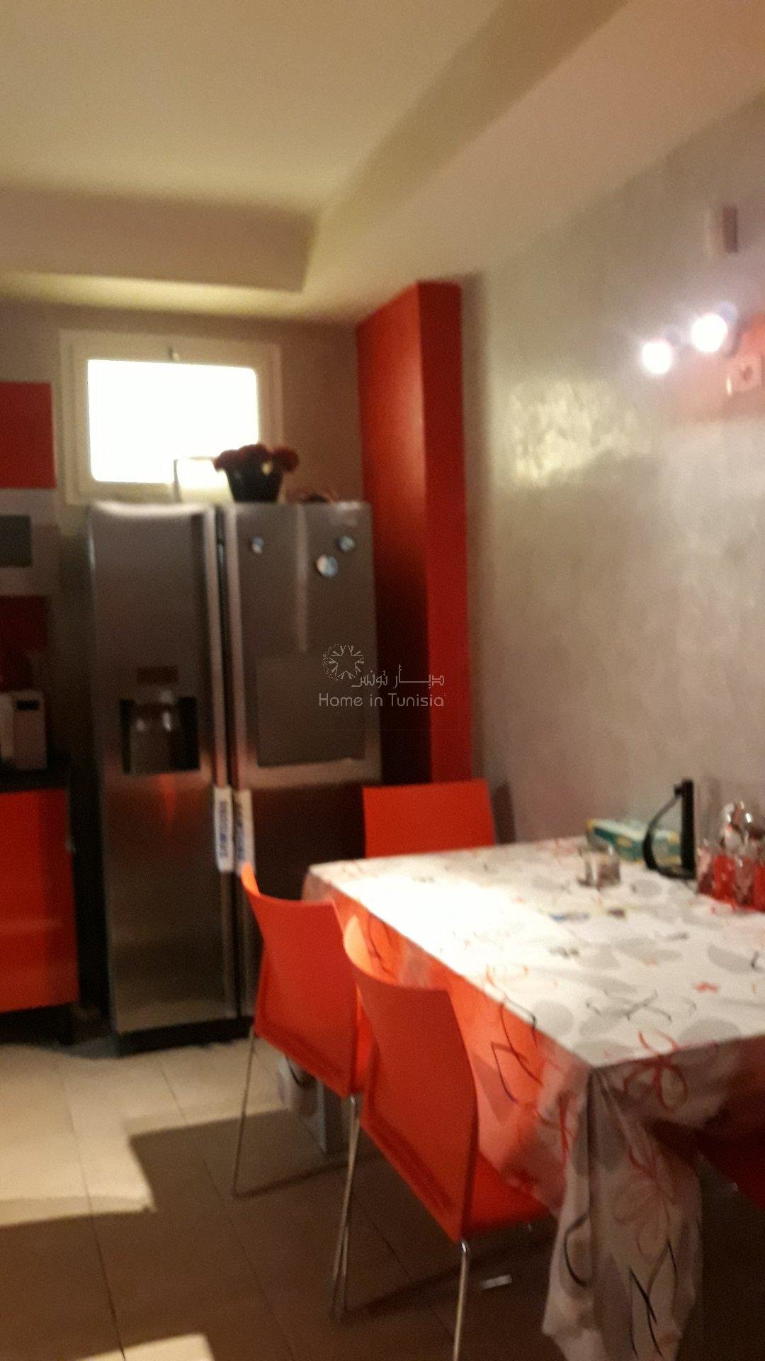 Vente duplex luxe EL MENZA
