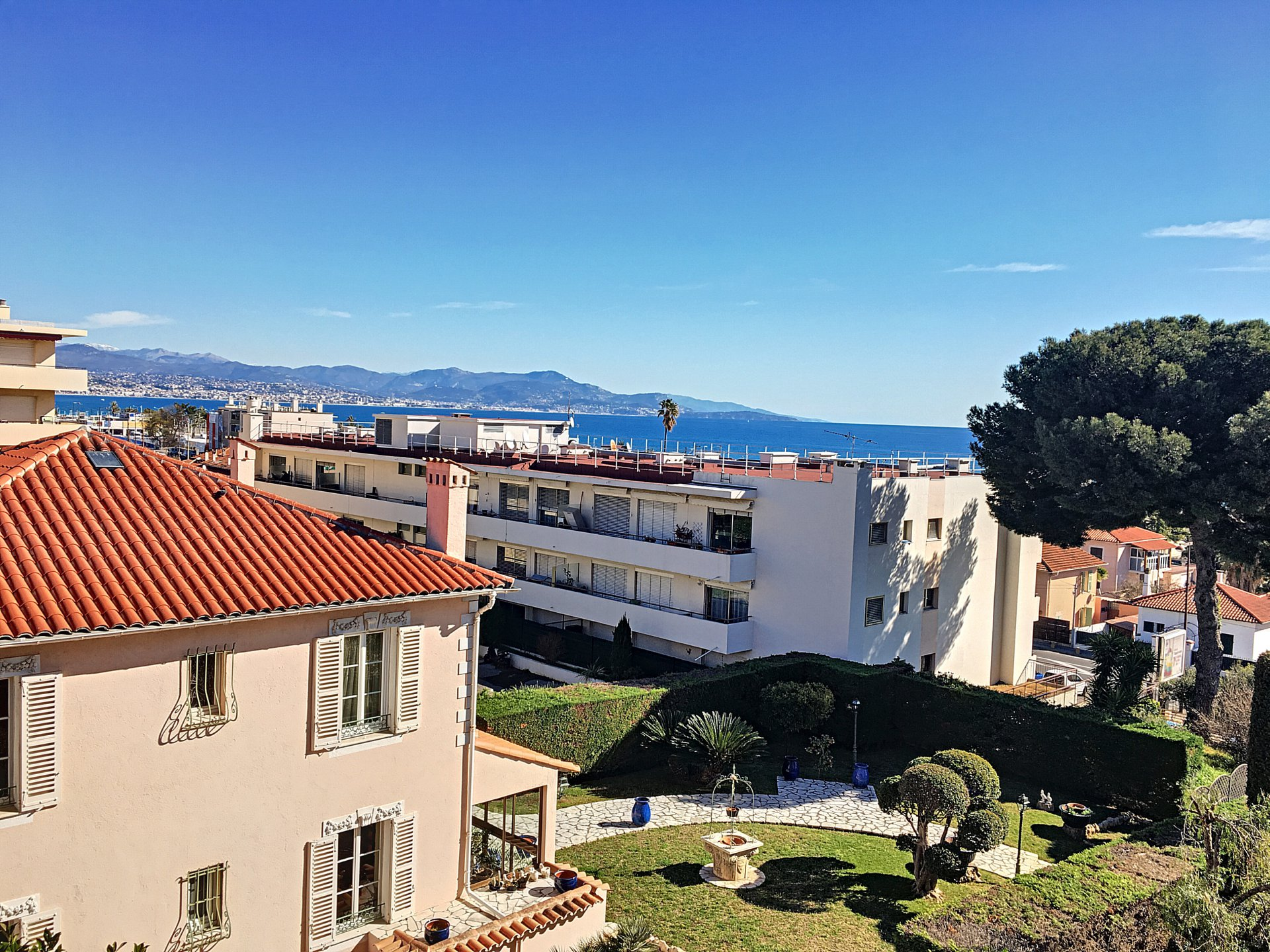 ANTIBES IS NEAR BEACH AND SHOPS
