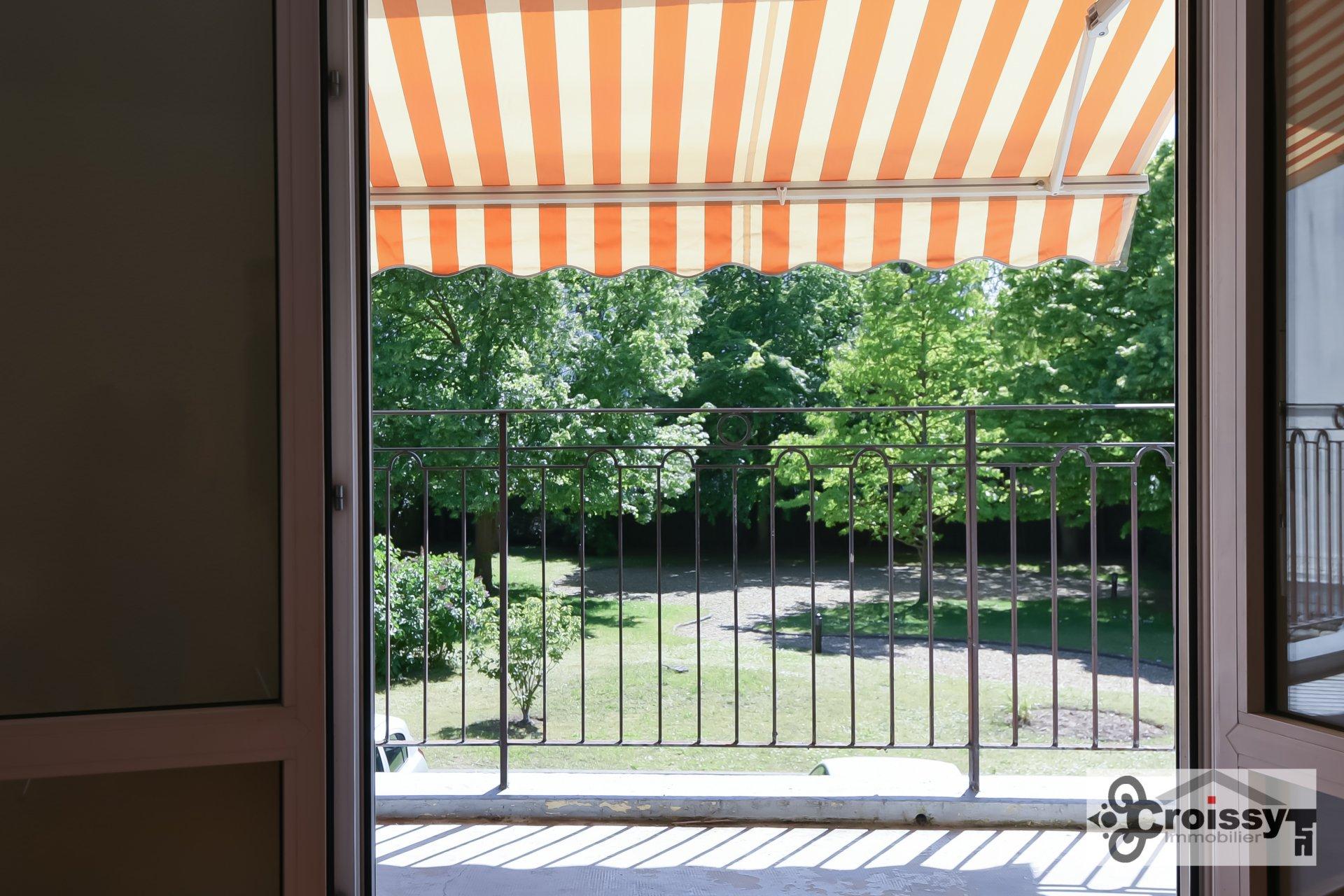Hyper centre 4 pièces 85m² 17m² terrasse 2 parkings
