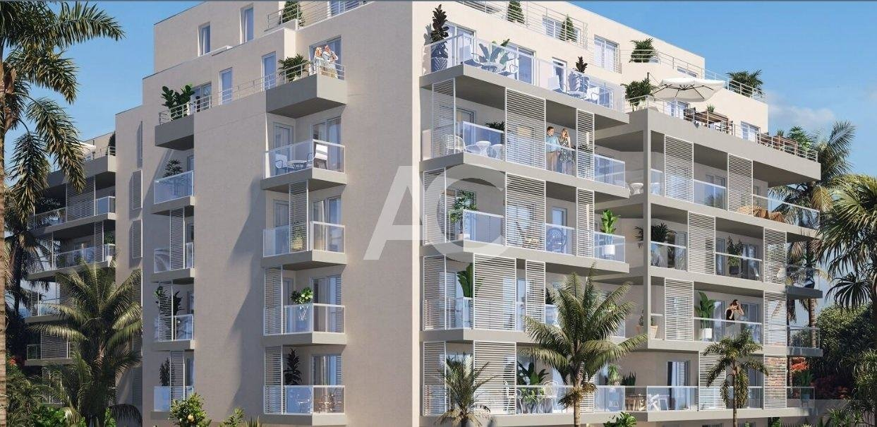 New development in the centre of Juan les Pins