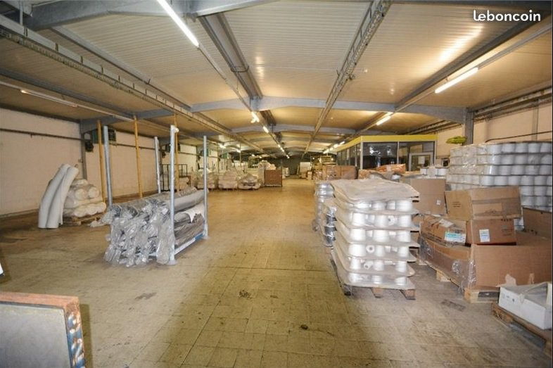 Sale Warehouse - Caudry