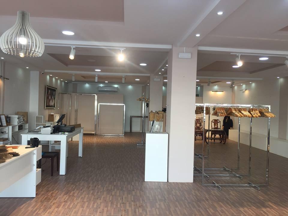 A vendre un fonds de commerce de 129 m² sur la route du Relais, Gammarth.