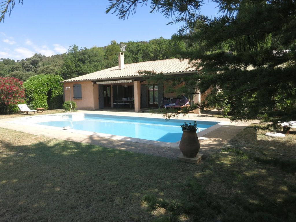 Amazing view for a house of 116 m² + swimming pool on a fenced land of 2432m²