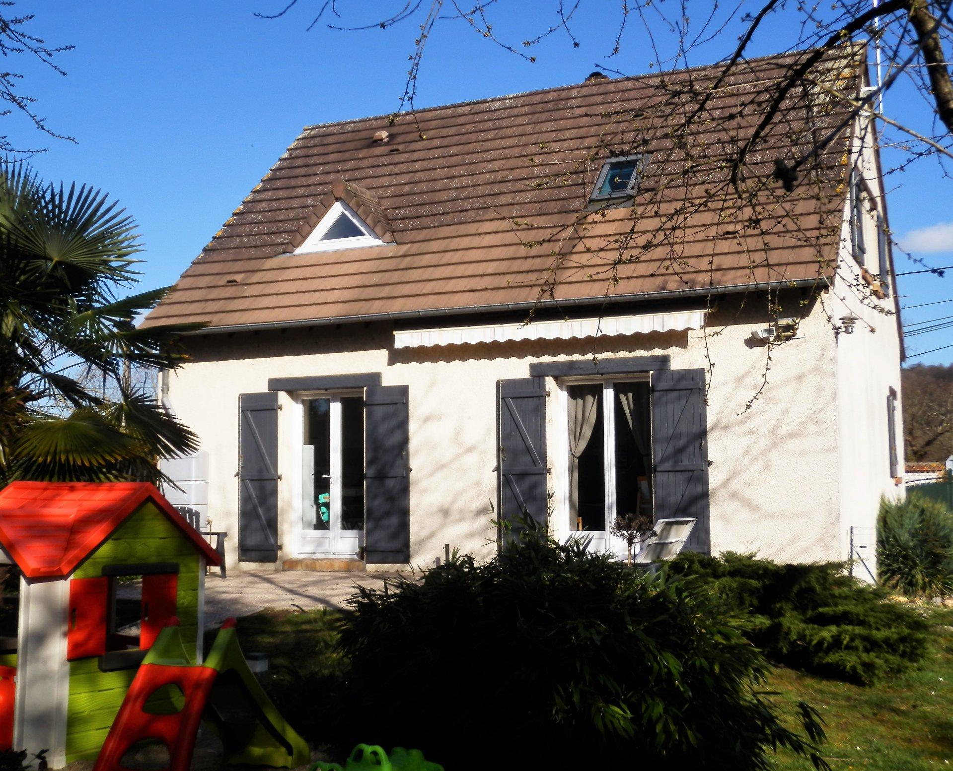 Maison à vendre - LOUVIERS 27400