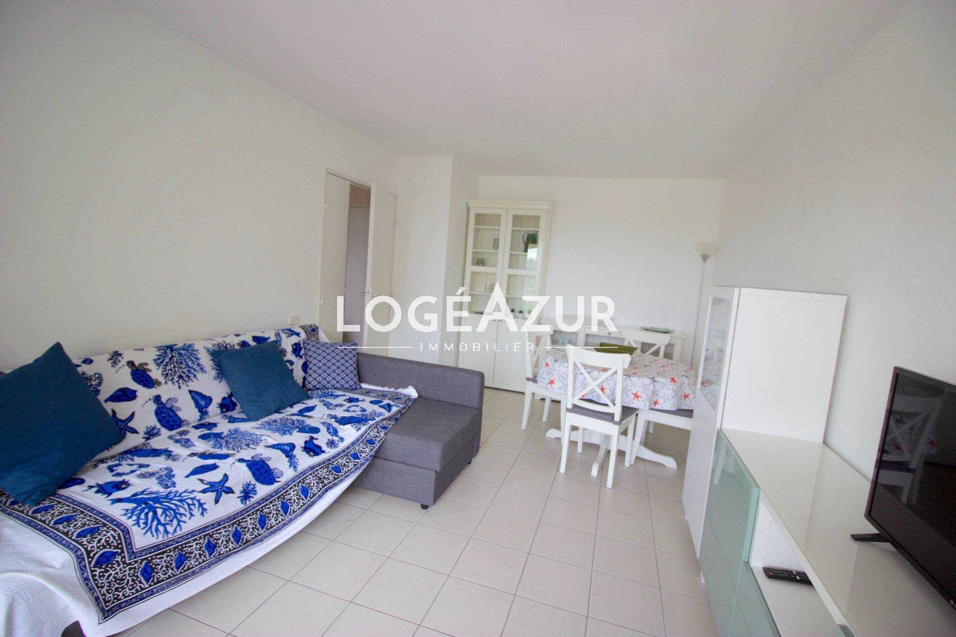 Holiday Rental apartment 4 people  - ANTIBES Sea View