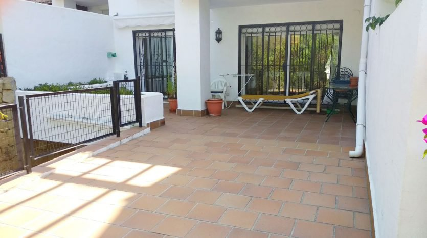 Large townhouse in Marbella