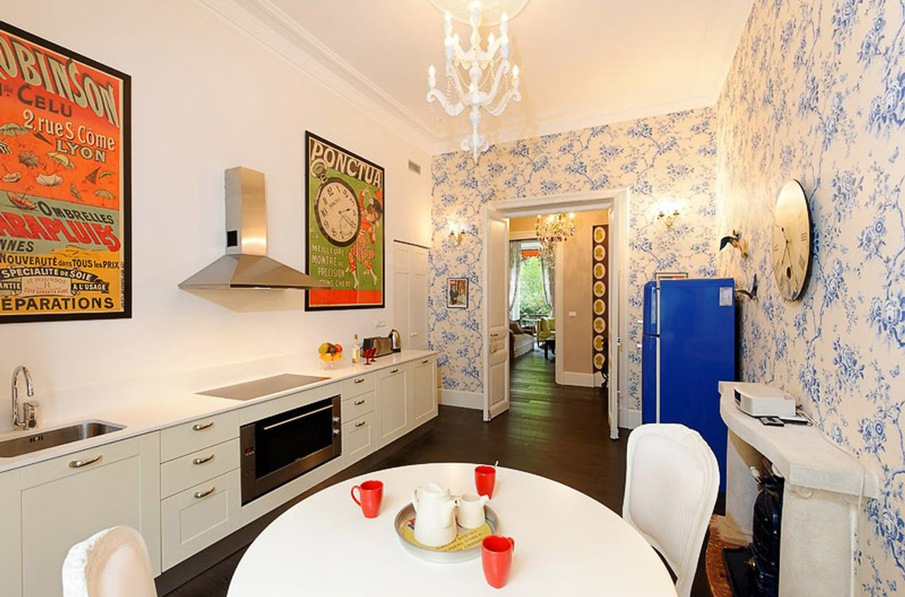 Extraordinary 3-bedroom apartment - Nice Carré d'Or