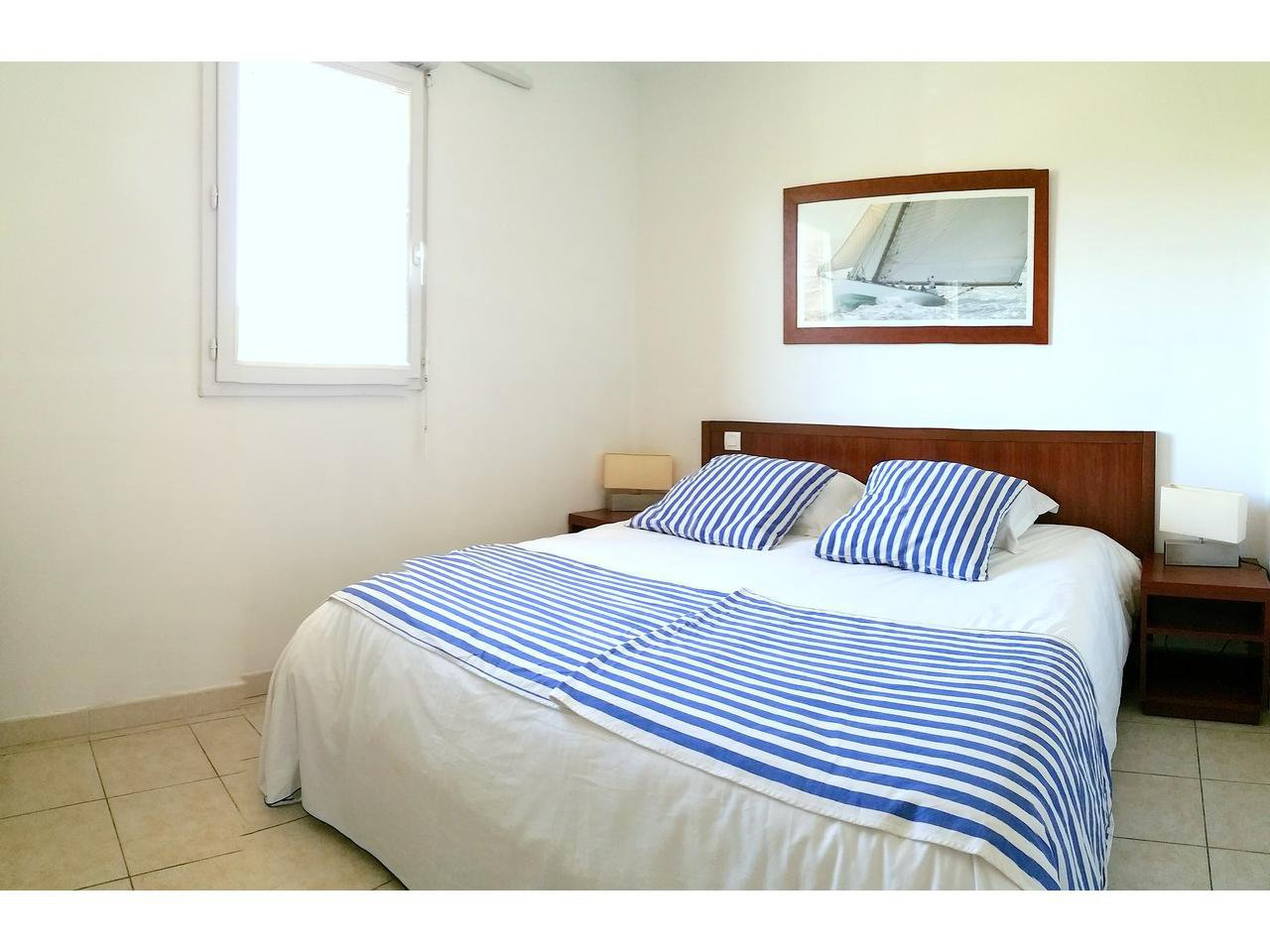 Apartment close to sea and golf course
