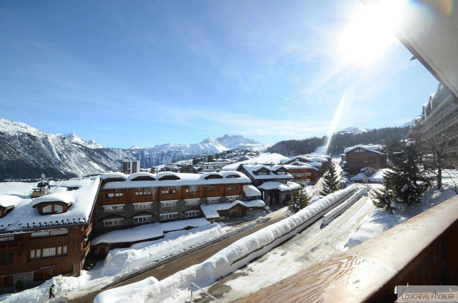 Sale Apartment - Courchevel 1850