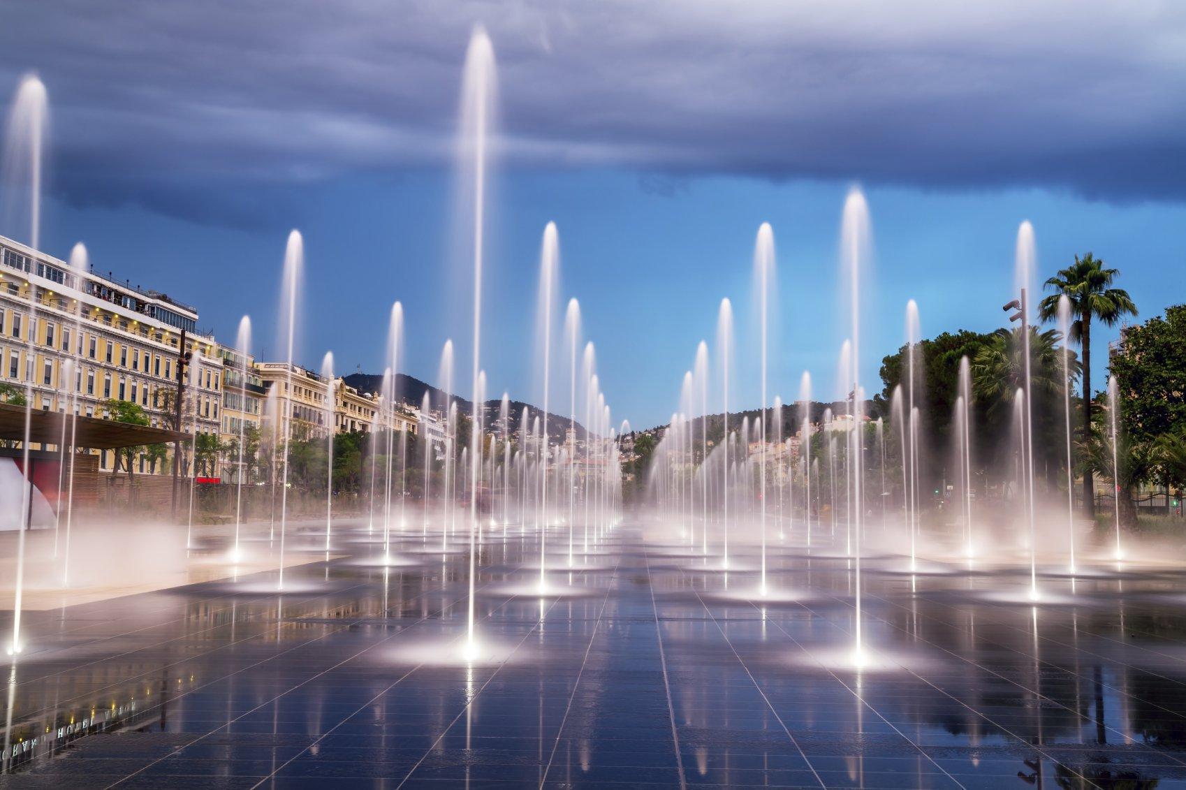 NICE - Prôvence-Alpes-Côte d'azur - vente appartement neuf - Piscine
