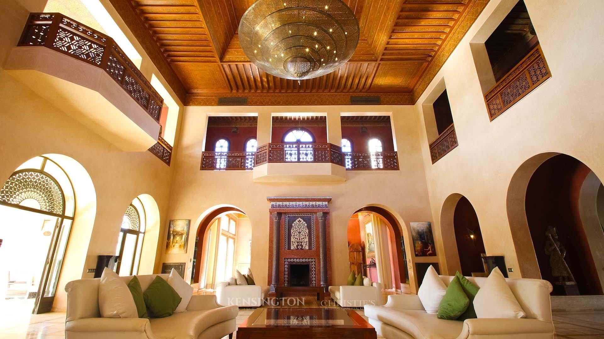 KPPM01174: Villa Essi Villa de luxe Marrakech Maroc