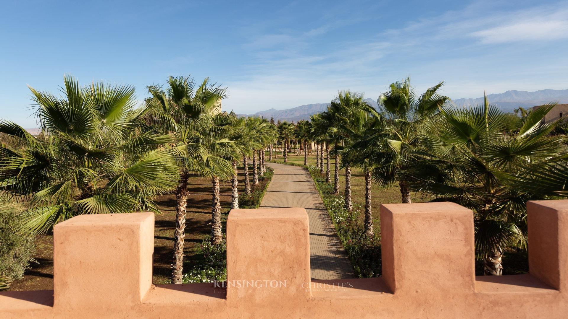 KPPM01175: Villa Bella Vista Luxury Villa Marrakech Morocco
