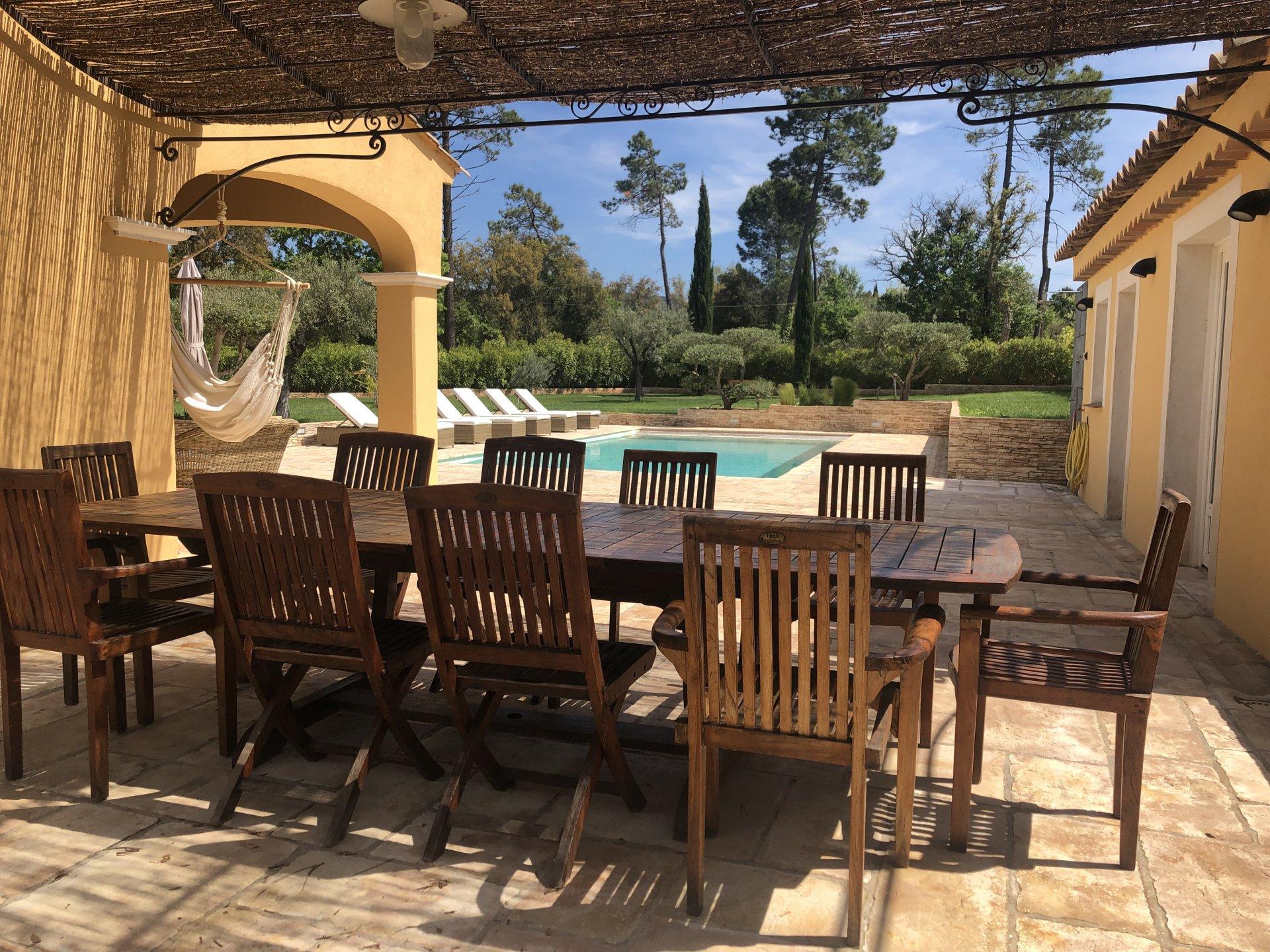 Luxurieus villa with 5 bedrooms in Vidauban.