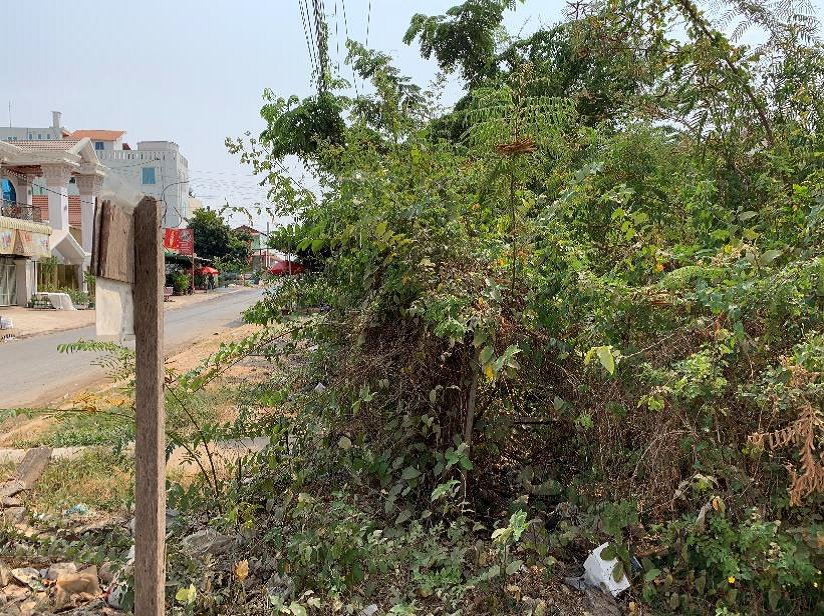 Sale Commercial land Kampong Cham