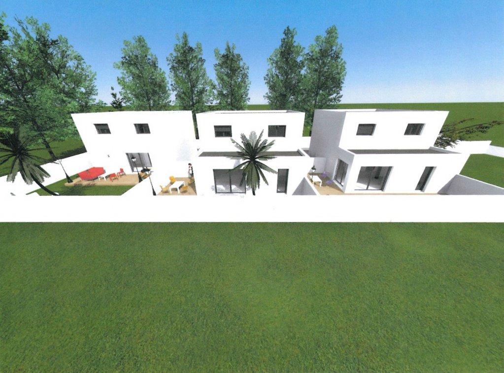 A CLARENSAC Villa T4 de 90 m2 avec garage