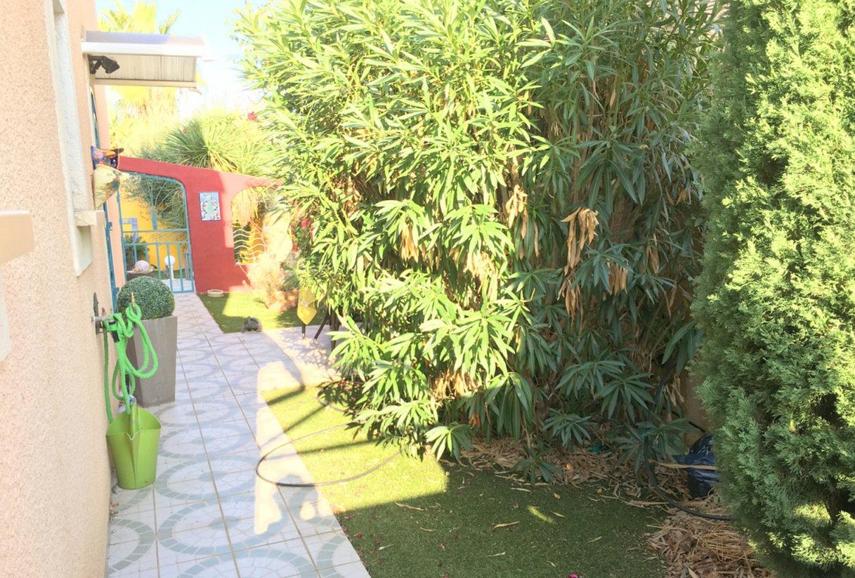 Villa T4 avec jardin et garage