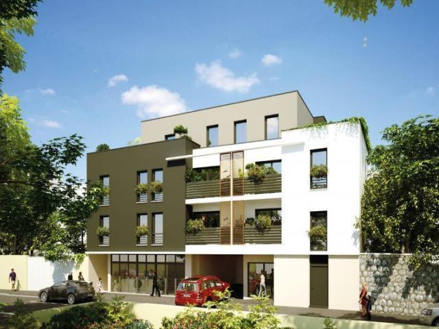 très bel appartement 3 pièces à Castelnau dans une résidence neuve