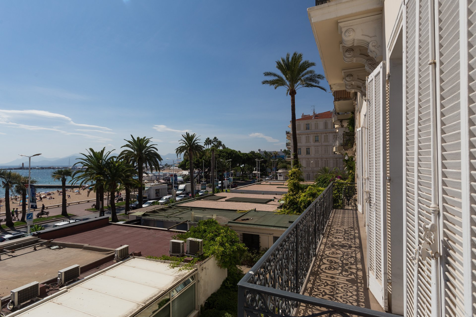 SUPERBE APARTMENT ON THE CROISETTE - CANNES