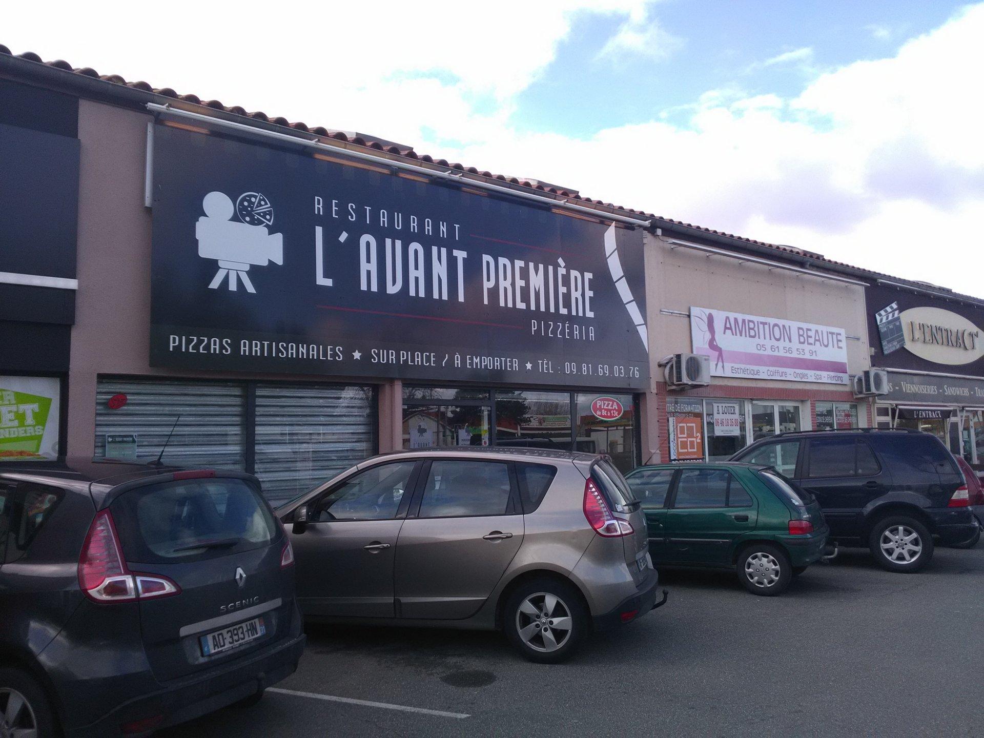 Local équpé Restaurant pour PIZZERIA ou RESTO Classique 243M²+Terrass