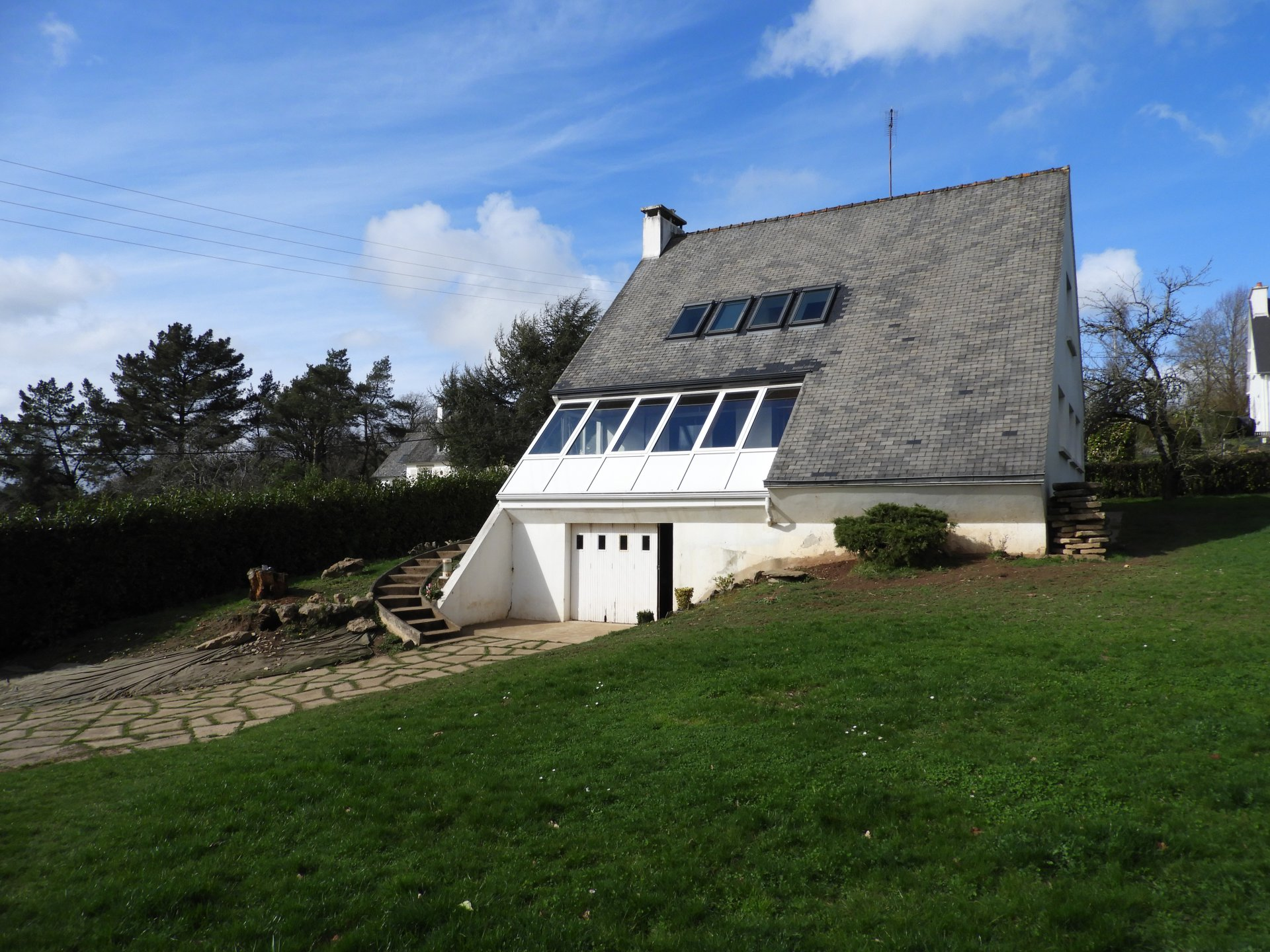Sale House - Landeleau