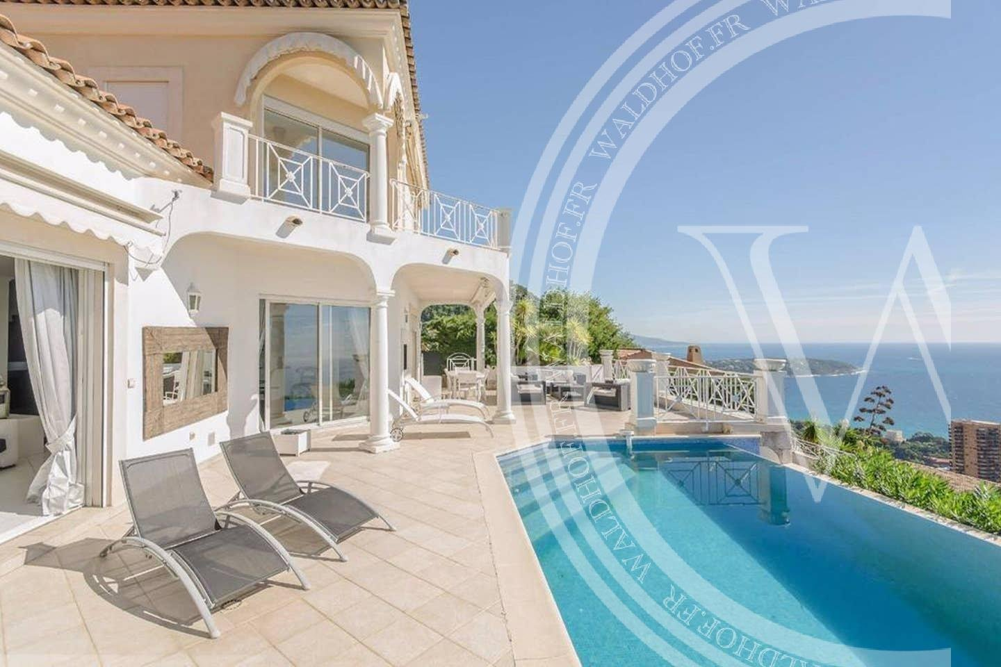 Seasonal rental Villa - Beausoleil