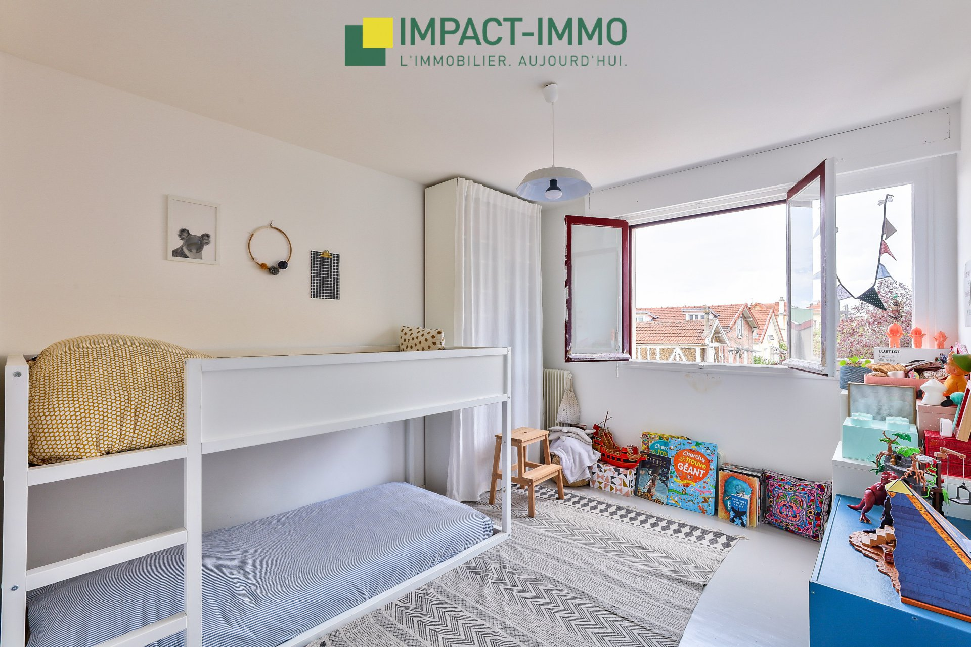 Appartement Colombes 4 pièce(s) 72,57 m2