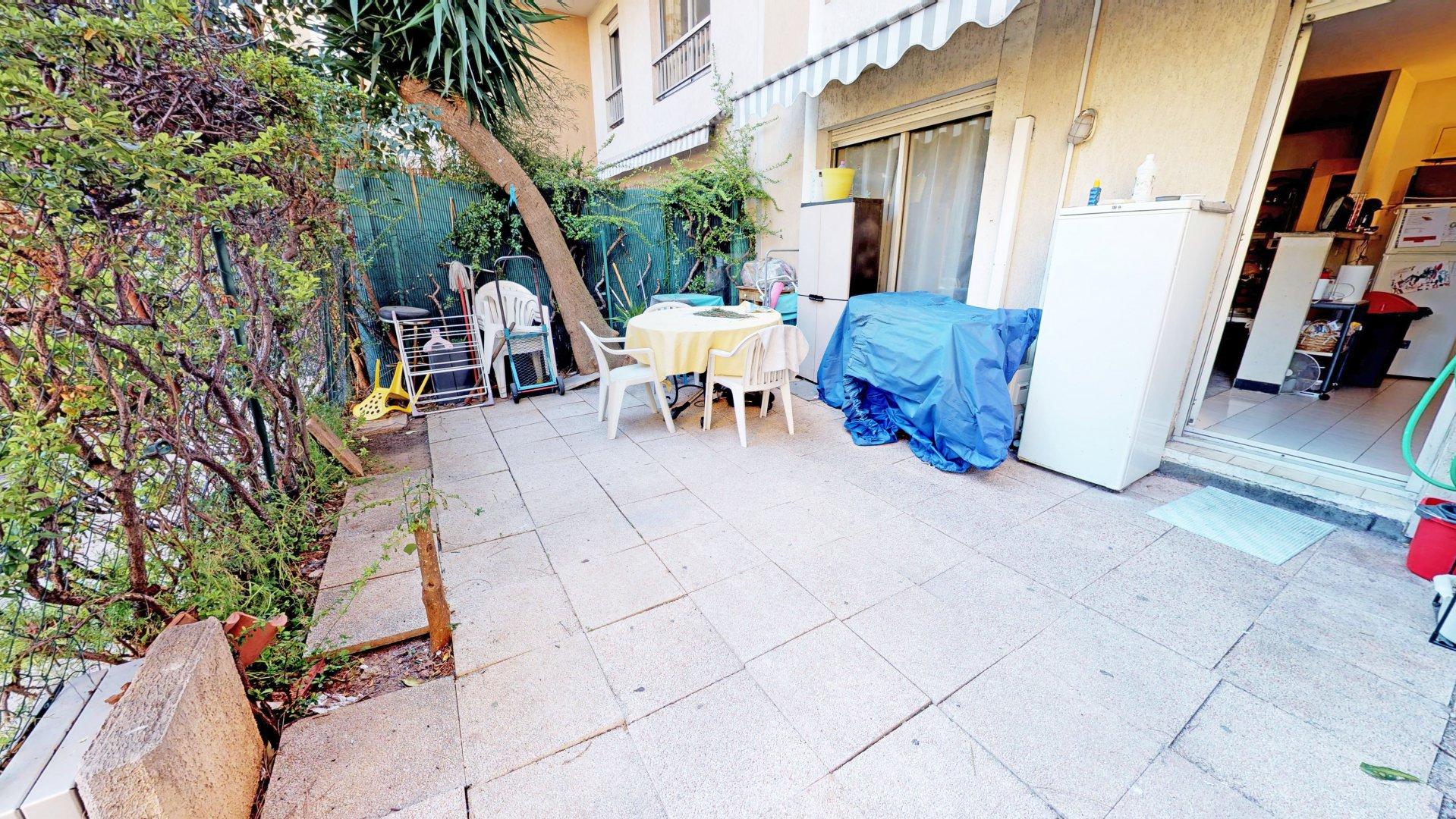 3 pièces terrasse A vendre, Nice, Acropolis