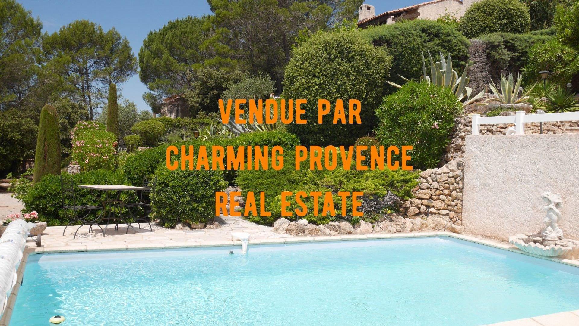 Verkauf Villa - Lorgues