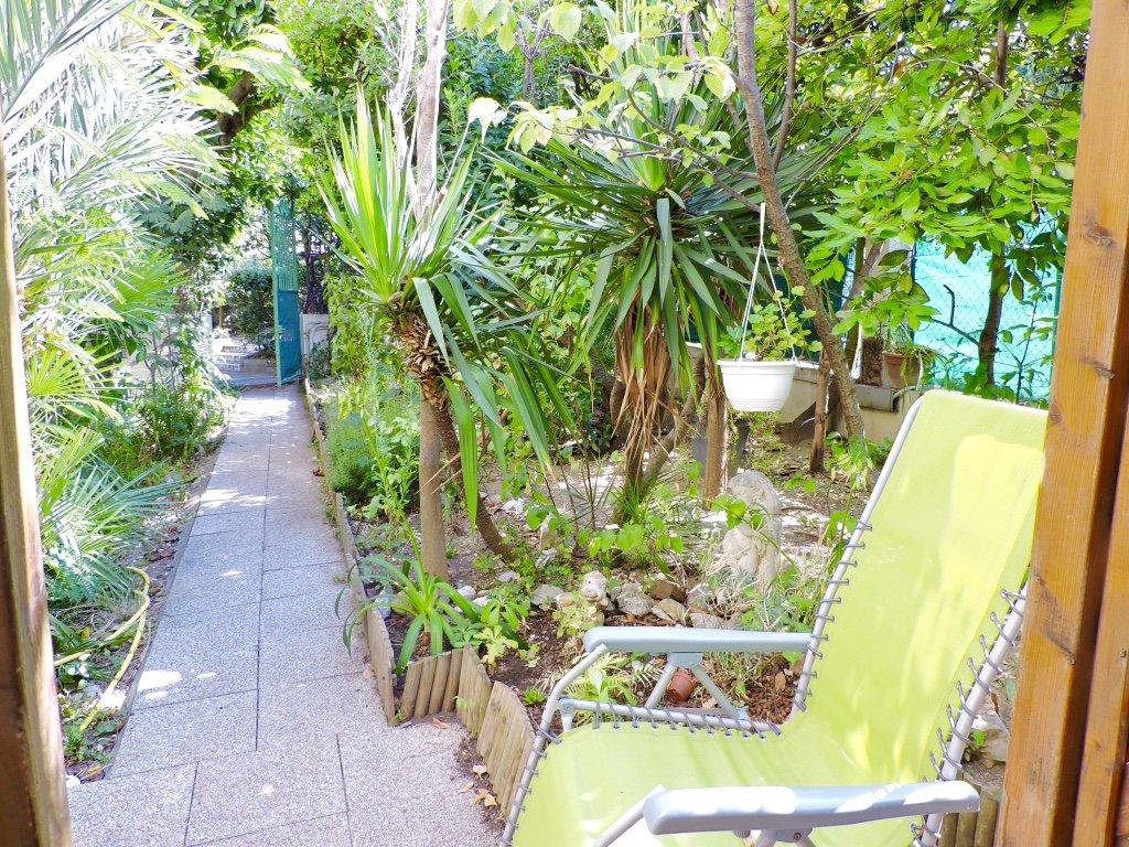 PORT / Lympia, 3 pièces avec jardin, refait à neuf
