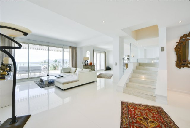 Rental for congress apartment Croisette Cannes 2 bedroom