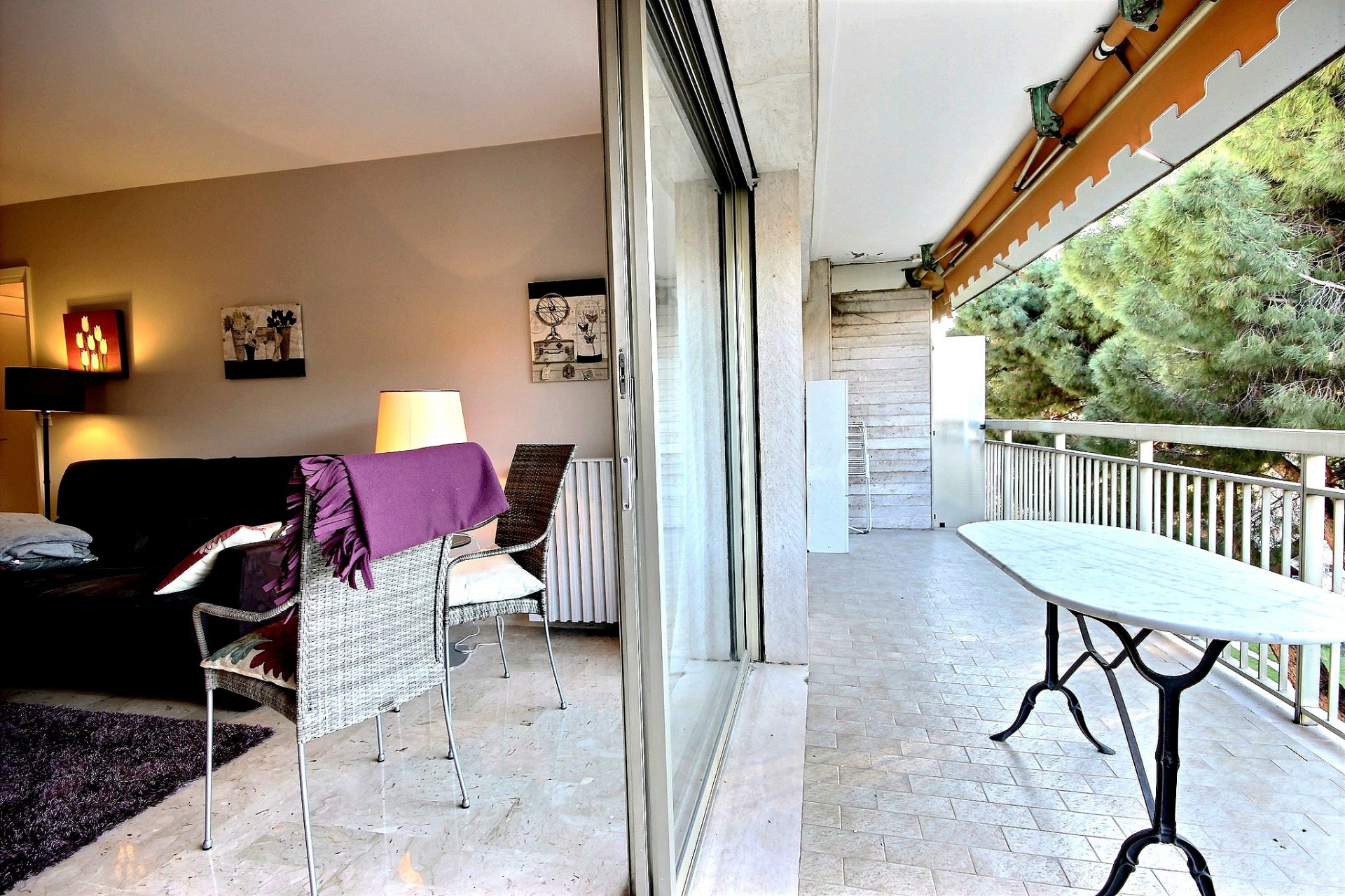 Cannes Basse Californie property for sale with large terrace