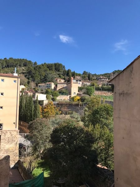 Superbe grande maison de village avec jardin, garage, Cotignac