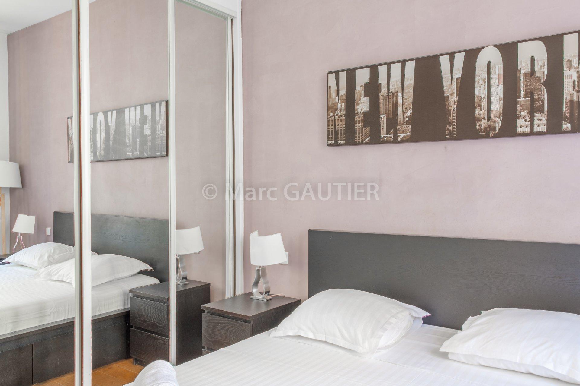 Cannes Saint Nicolas, T3 62m²