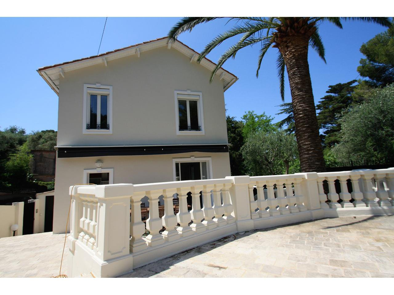 Renovated provencal house
