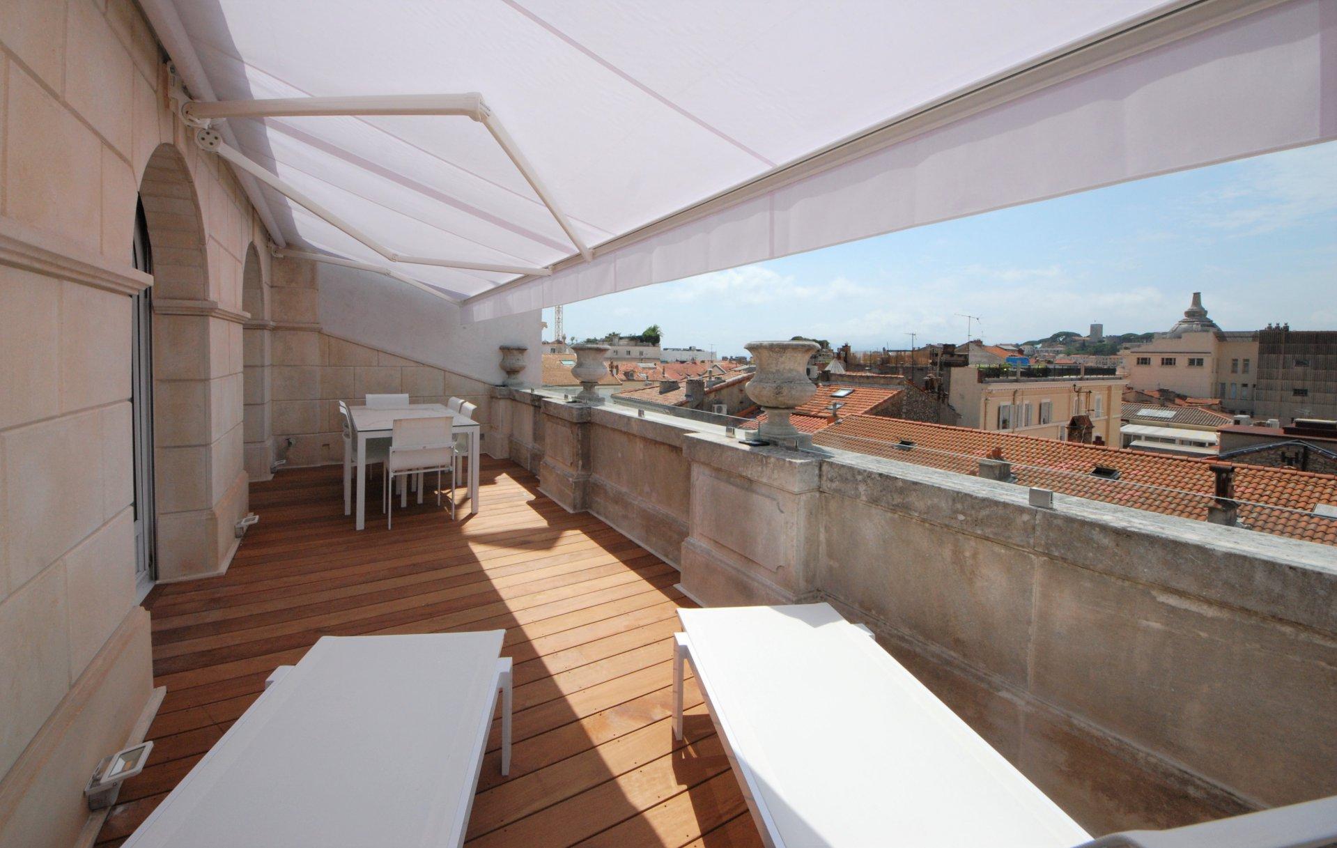 location congrès appartement 3 chambres centre palais Cannes